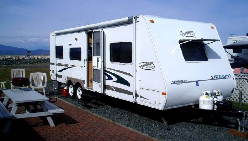 5 Tips To Clean Your RV Interior Before Selling It