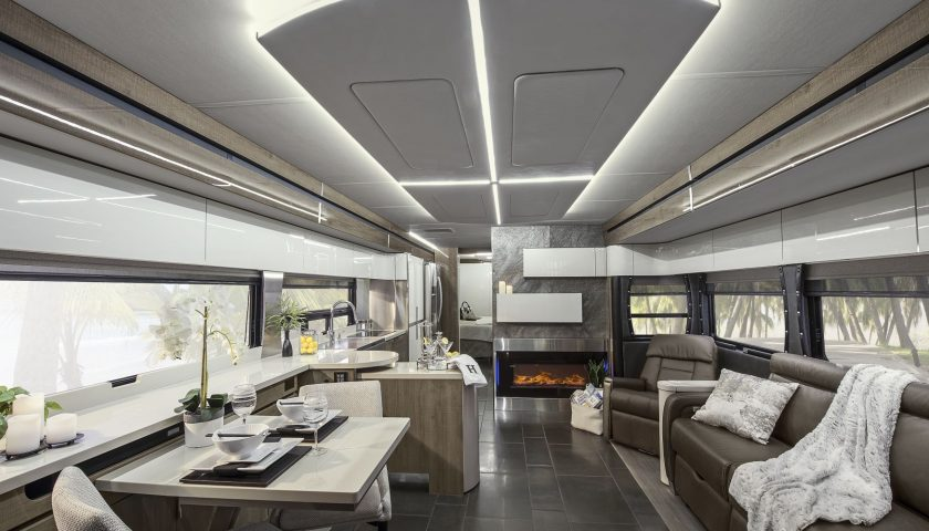 7 RV Storage Tips to Help You Save Space