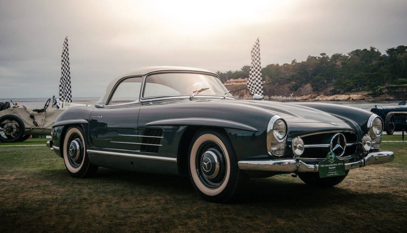 Fabulous Classical Cars Housed in Film and Television Museums